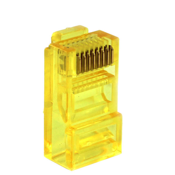 conector GOLD RJ 45