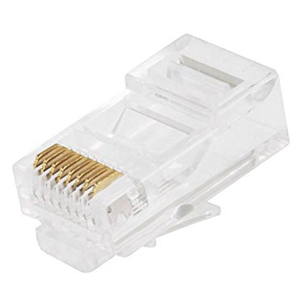 conector RJ45 incolor