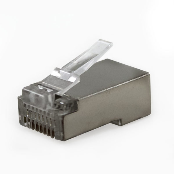 conector RJ45 gold blindado