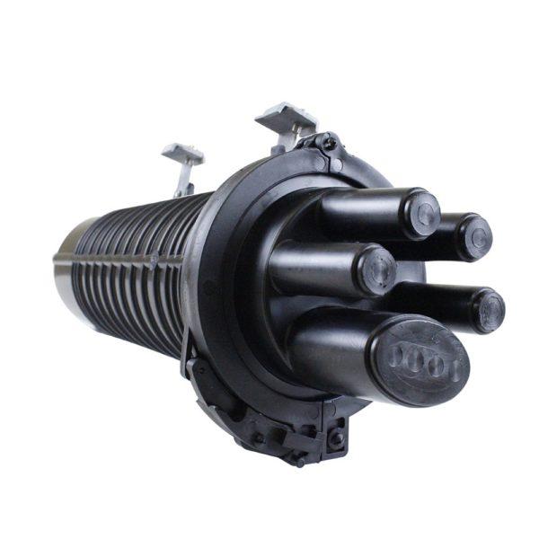 Caixa de Emenda com sistema de vedação termocontrátil(SVT)