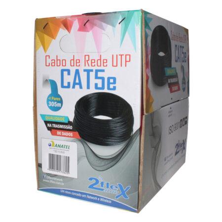 Cabo de Rede CaT5e 4 pares