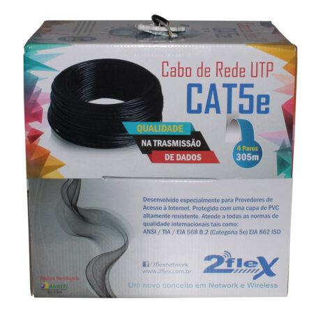 cabo UTP 100% Cobre 2flex