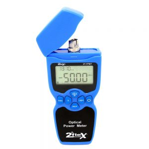 Power meter óptico