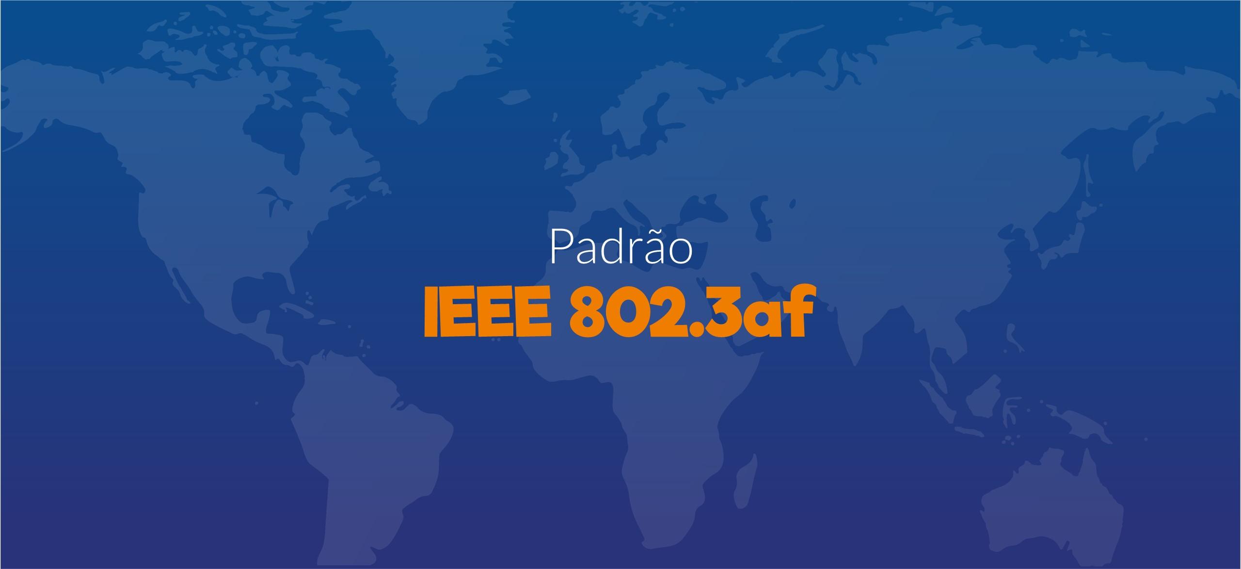 Padrão IEEE 802.3af